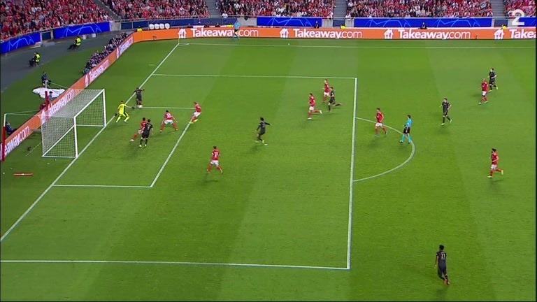 Sammendrag: Benfica - Bayern 0-4