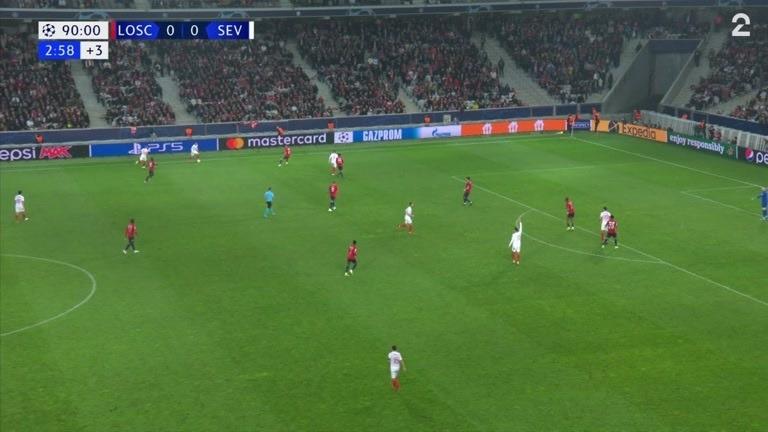 Sammendrag: Lille - Sevilla 0-0