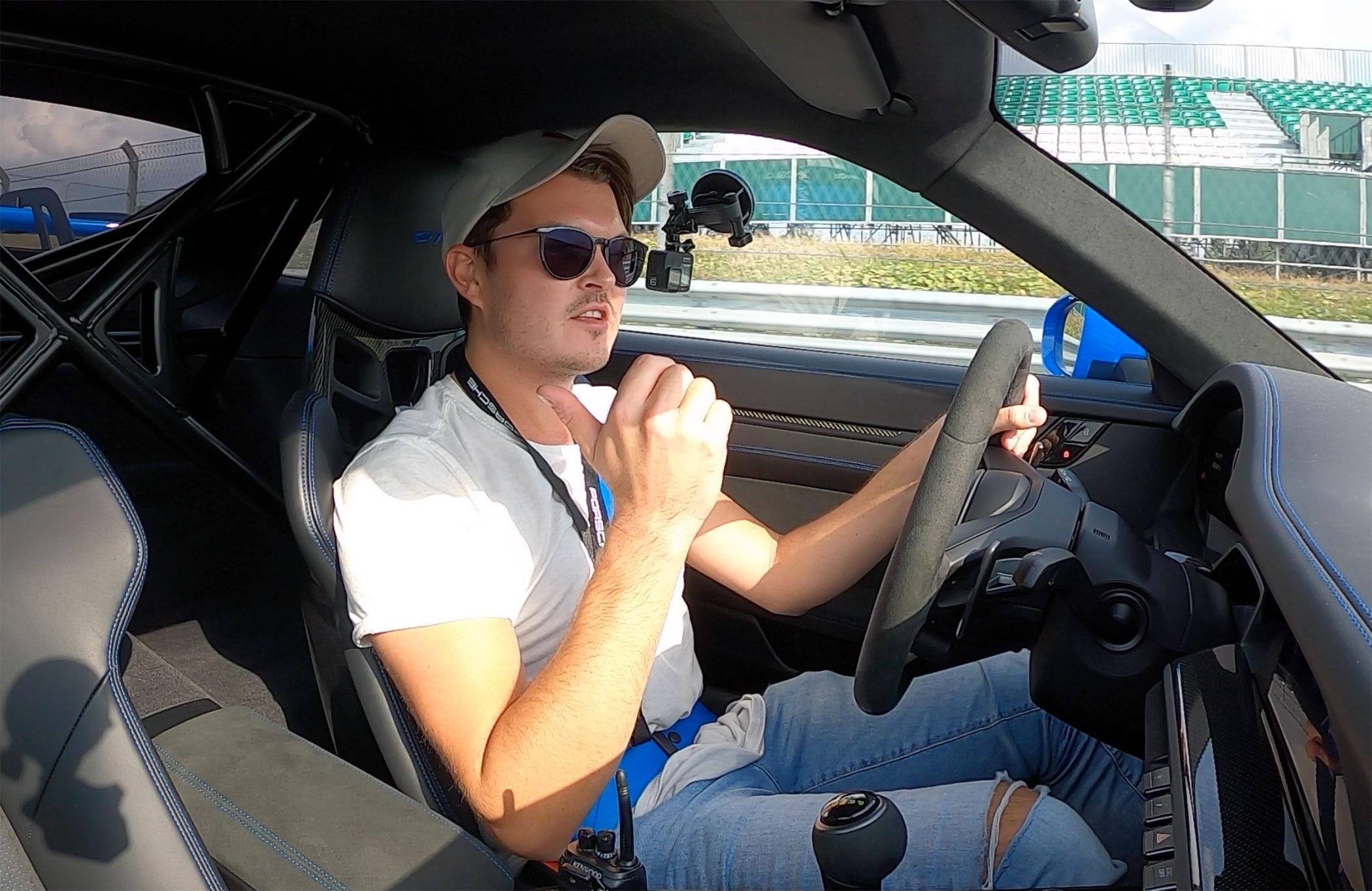 Nye Porsche 911 GT3: – Etter én runde er du solgt!