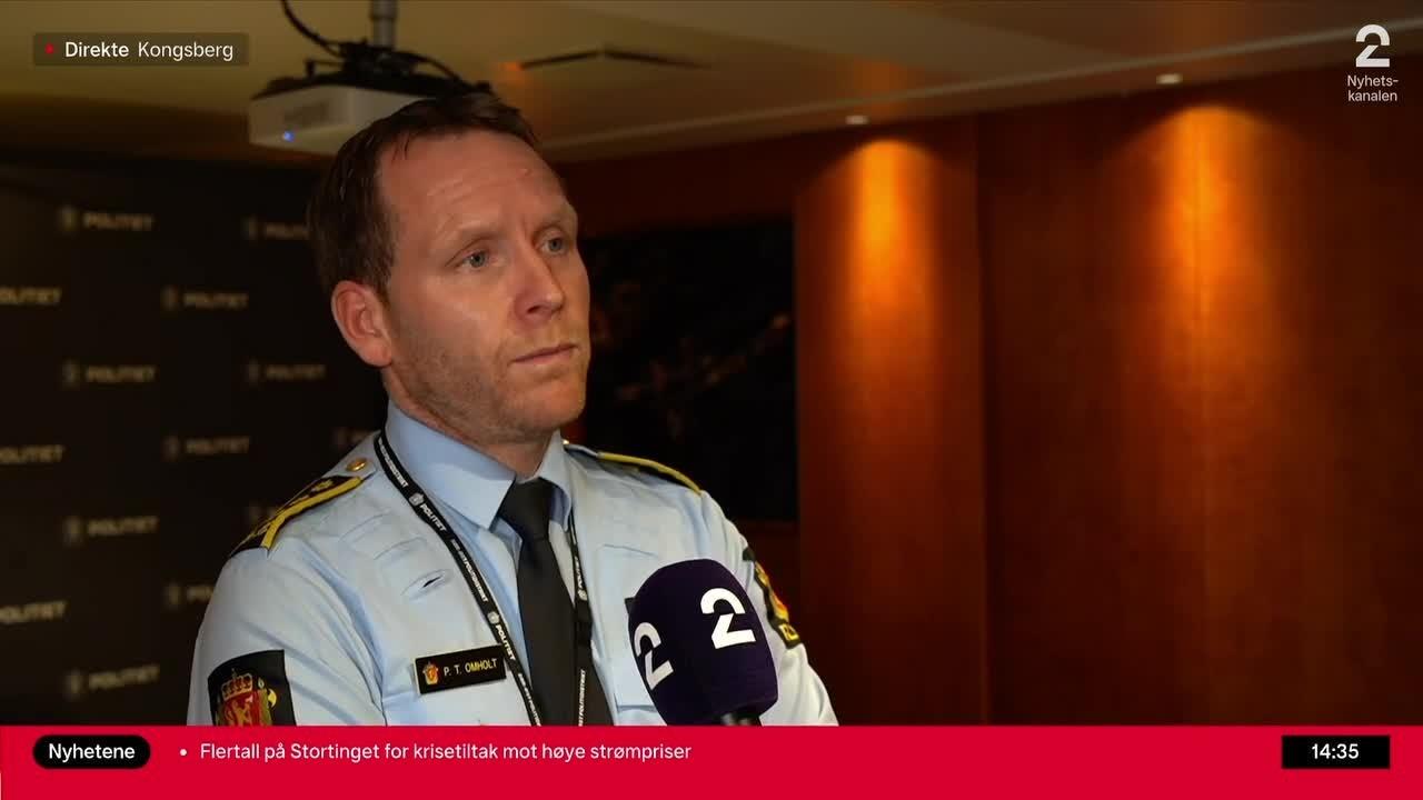 Politiet om terrorhypotese: – Ikke styrket