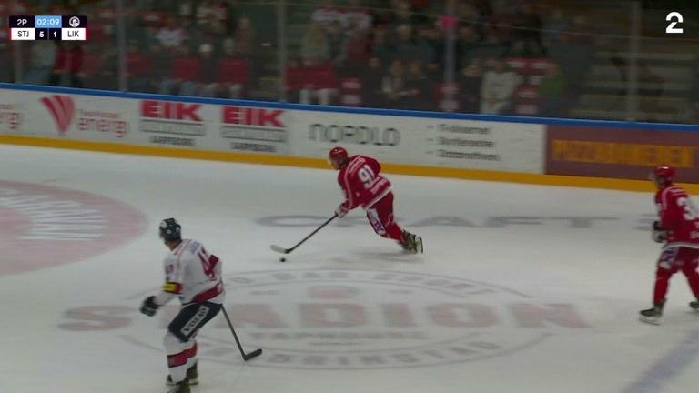 Mål: Hansen 6-1 (37)