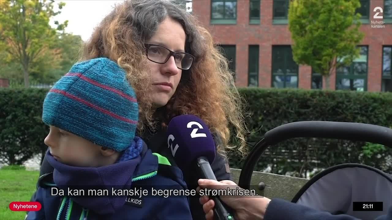 Tyske Urte takker Norge for strømmen