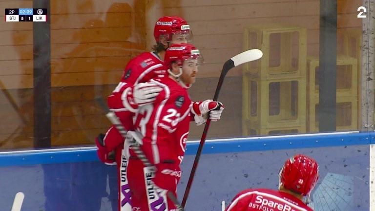 Sammendrag: Stjernen - Lillehammer 8-3