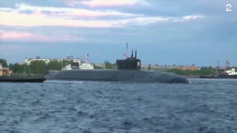 Russland tester ut nye våpen