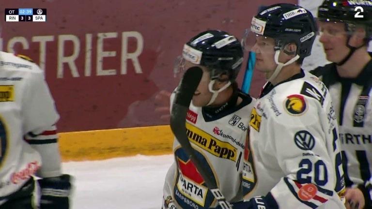 Mål: Nilsson 3-4 (63)