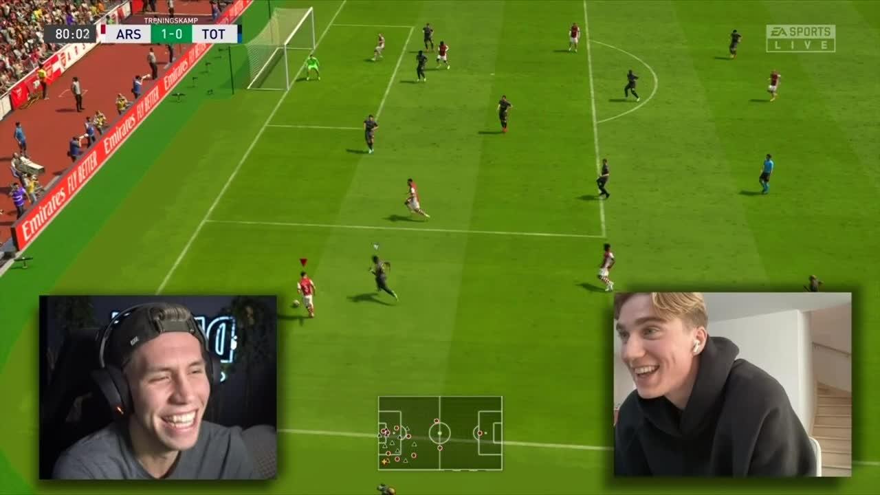 – Det der skjer kun på FIFA
