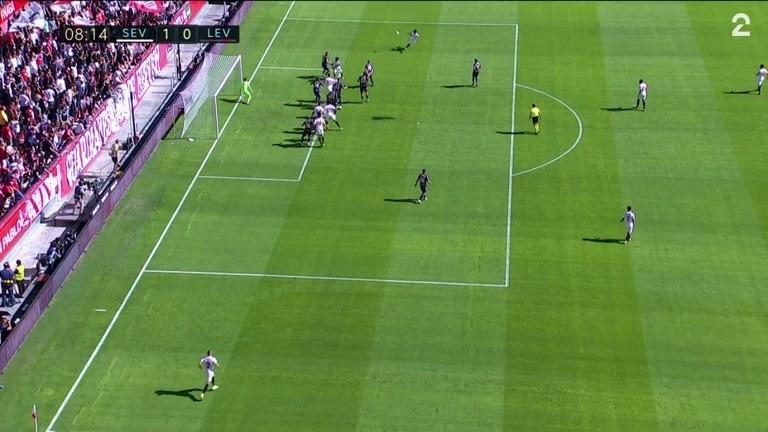 Mål: Óliver Torres (SEV) 1-0 (8)