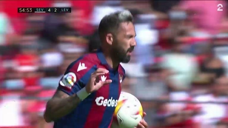 Mål: José Morales (LEV) 4-2 (55)