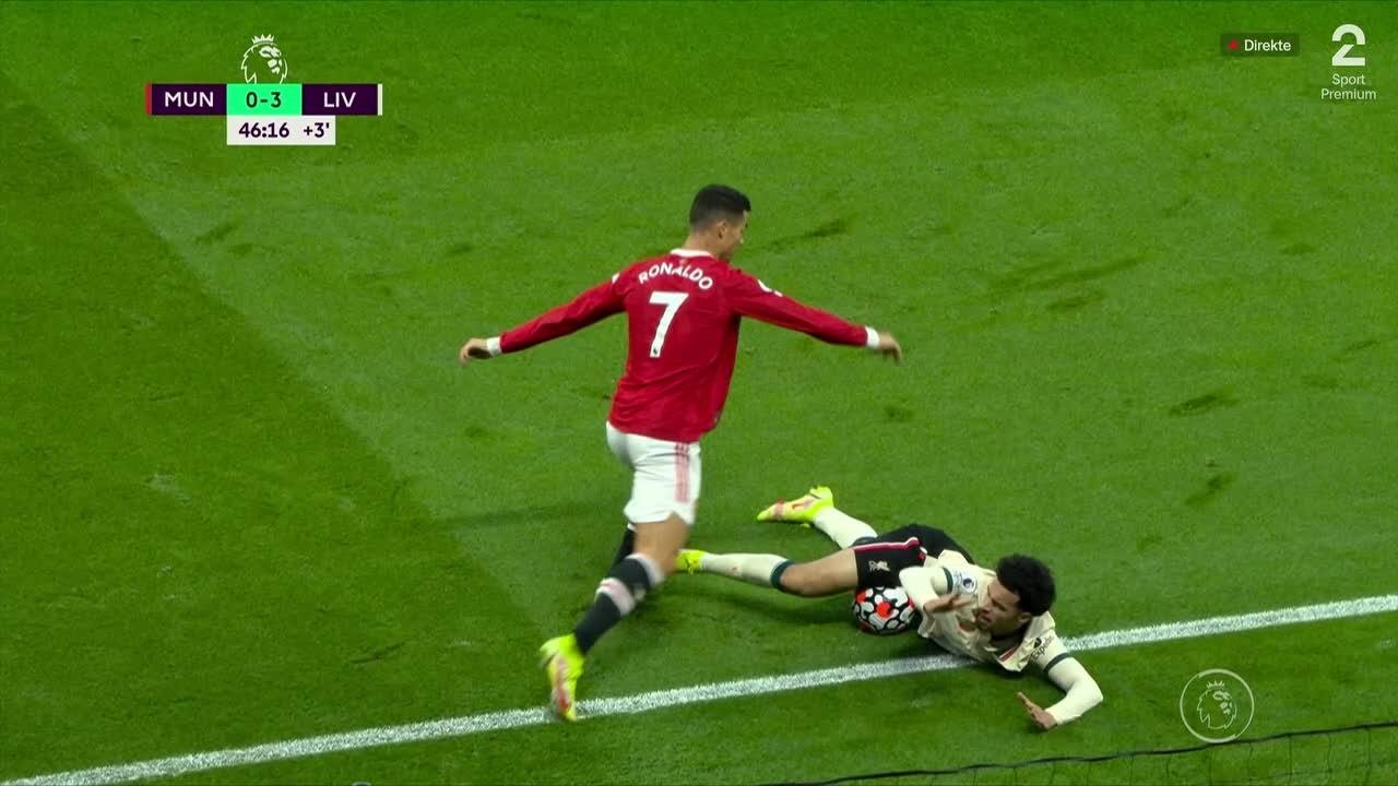 Her koker det over for Ronaldo