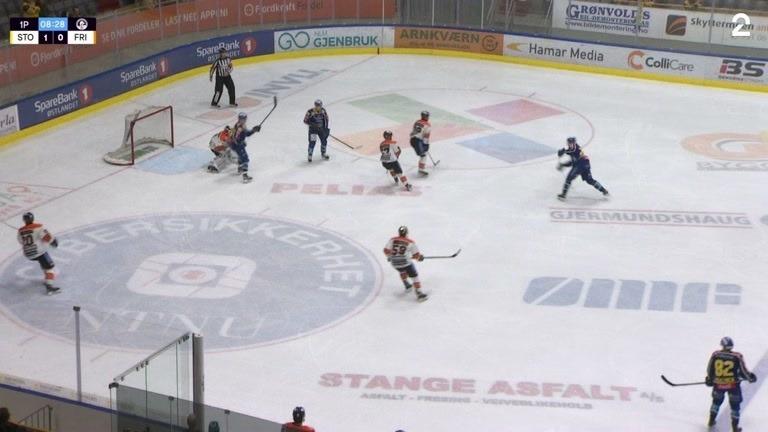 Mål: Hansen 2-0 (11)