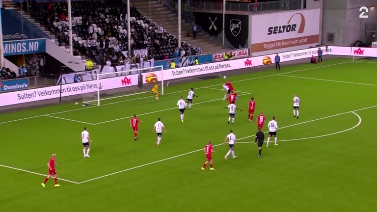 Mål: Heggebø 3-3 (63)