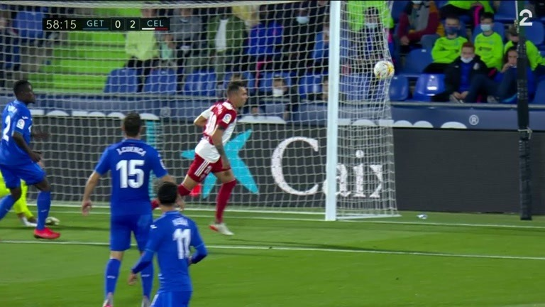 Mål: Iago Aspas (CELV) 0-2 (58)