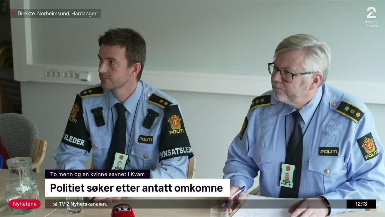 – Vi gjør alt for å unngå at de går videre ut i Hardangerfjorden