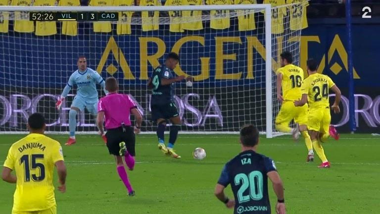 Mål: Lozano (CAD) 1-3 (52)
