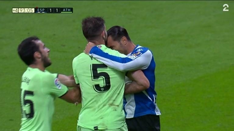 Sammendrag: Espanyol - Athletic 1-1