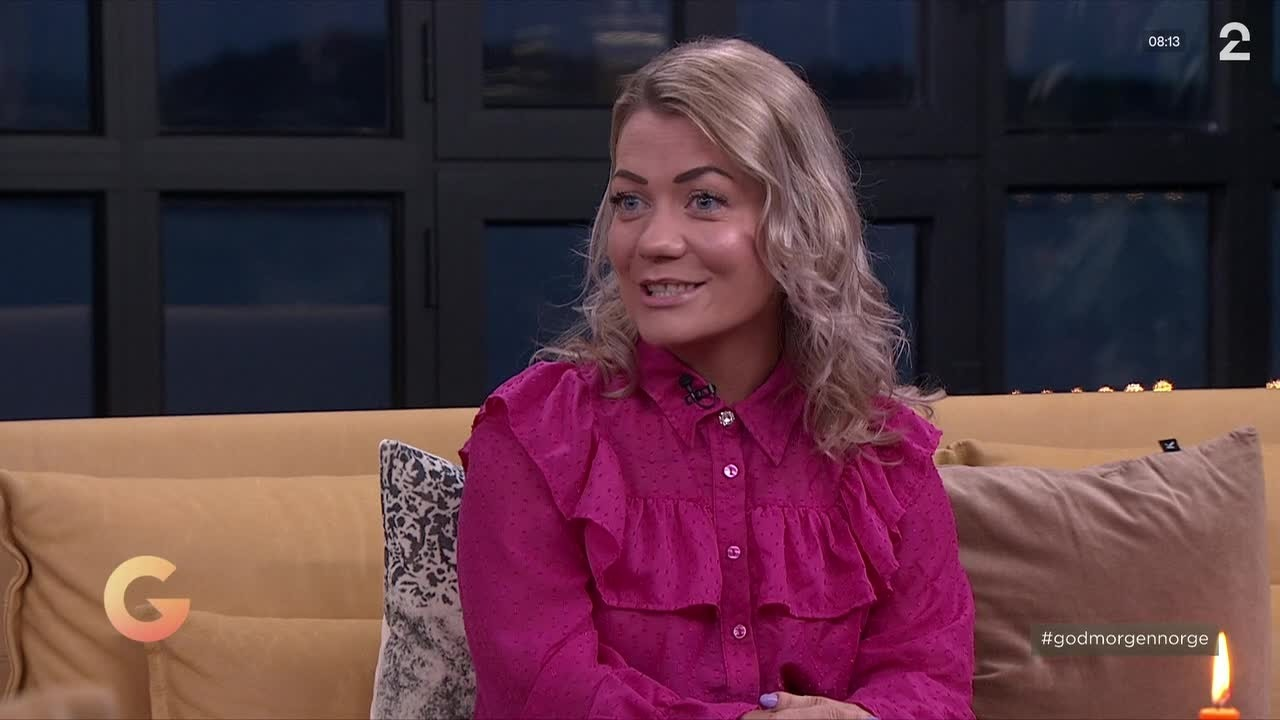 Sandra Borch: – Jeg avviste Jonas veldig mange ganger