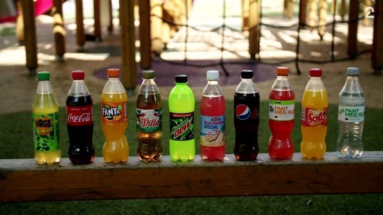 Barna har talt: Sukkerfri brus til topps