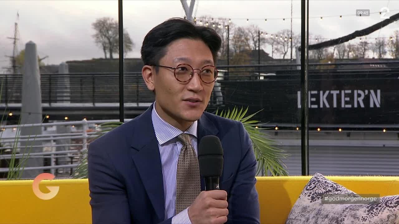 Danby Choi om Sør-Koreas suksess: – Senker fremmedfrykten