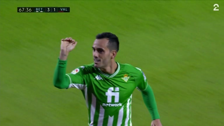 Mål: Juanmi (BET) 4-1 (68)