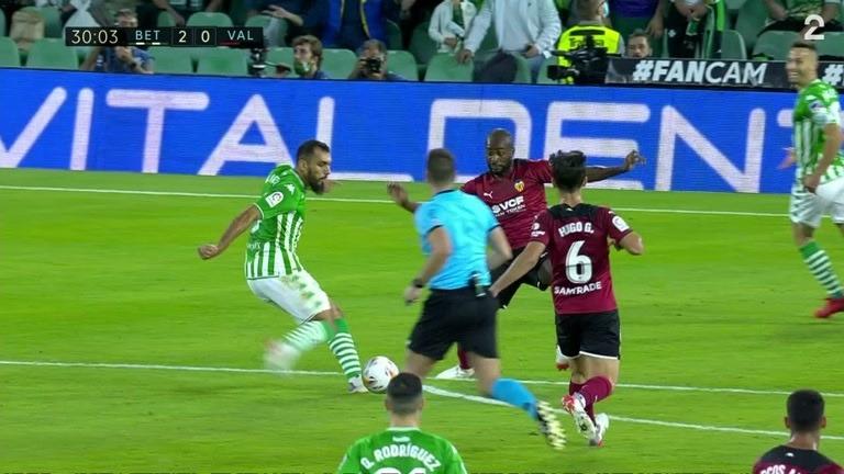 Sammendrag: Betis - Valencia 4-1