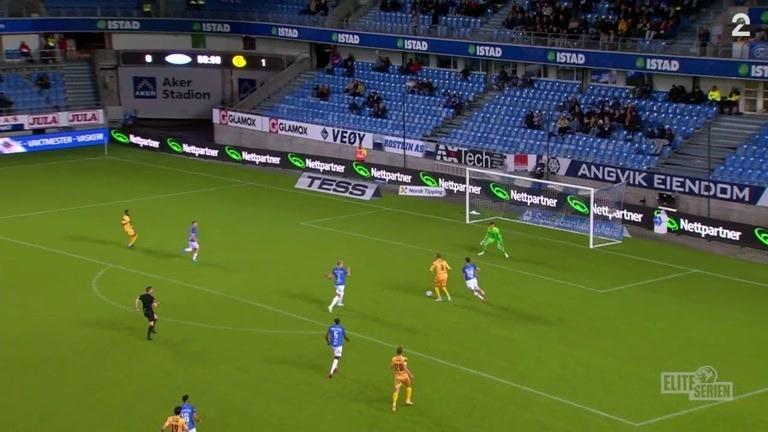Sammendrag: Molde - Bodø/Glimt 0-2