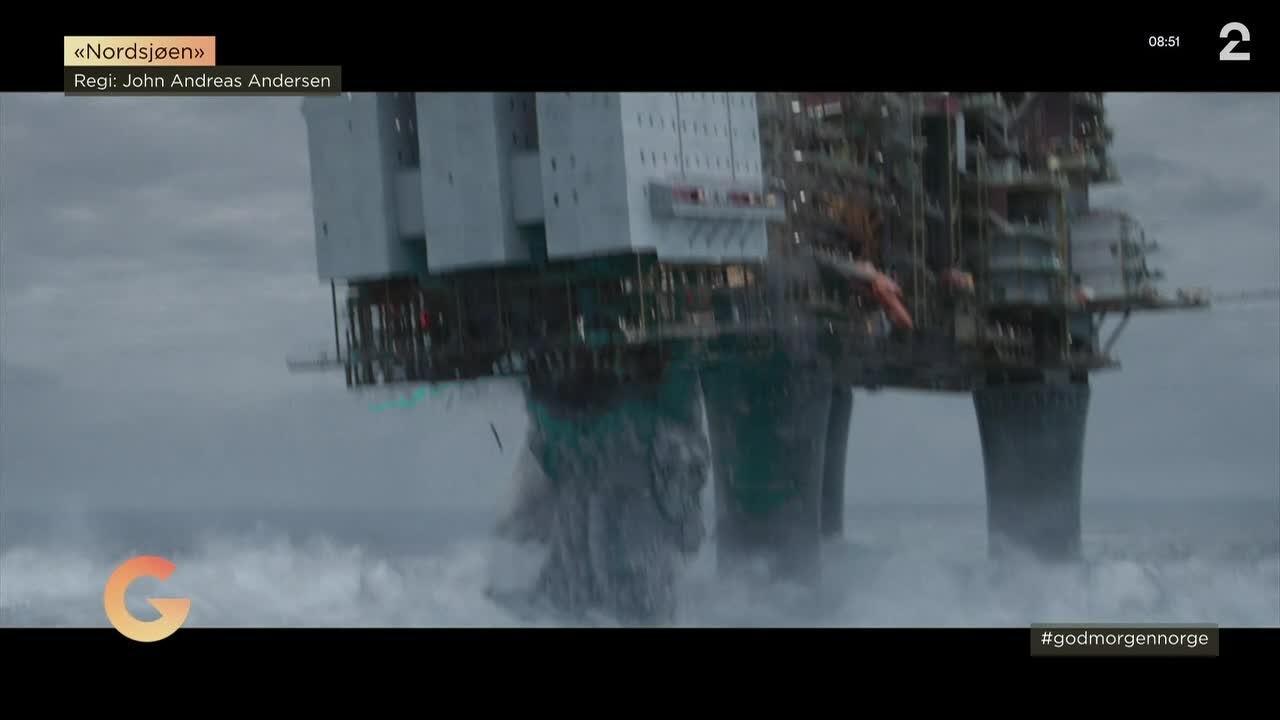 — Kunne ikke lagd «Nordsjøen» for noen år siden