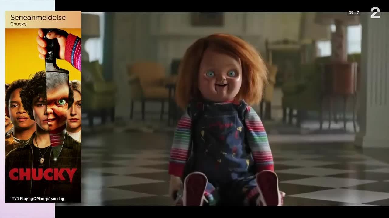 Serien «Chucky» er overraskende underholdende