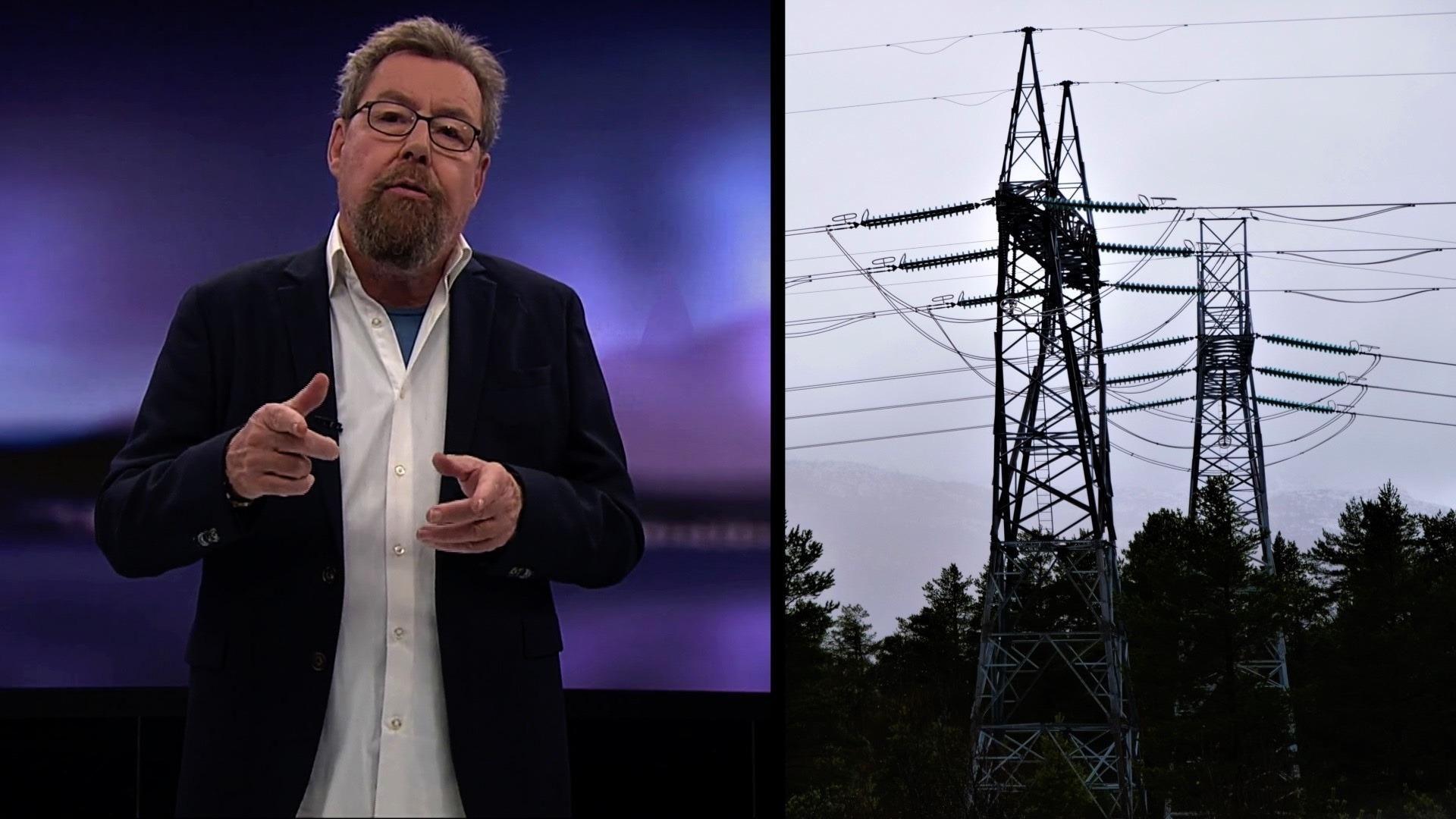 Raser mot strømprisene - dette er hans beste sparetriks